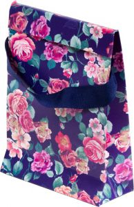 Basic Bag – XP – Floral Noturno