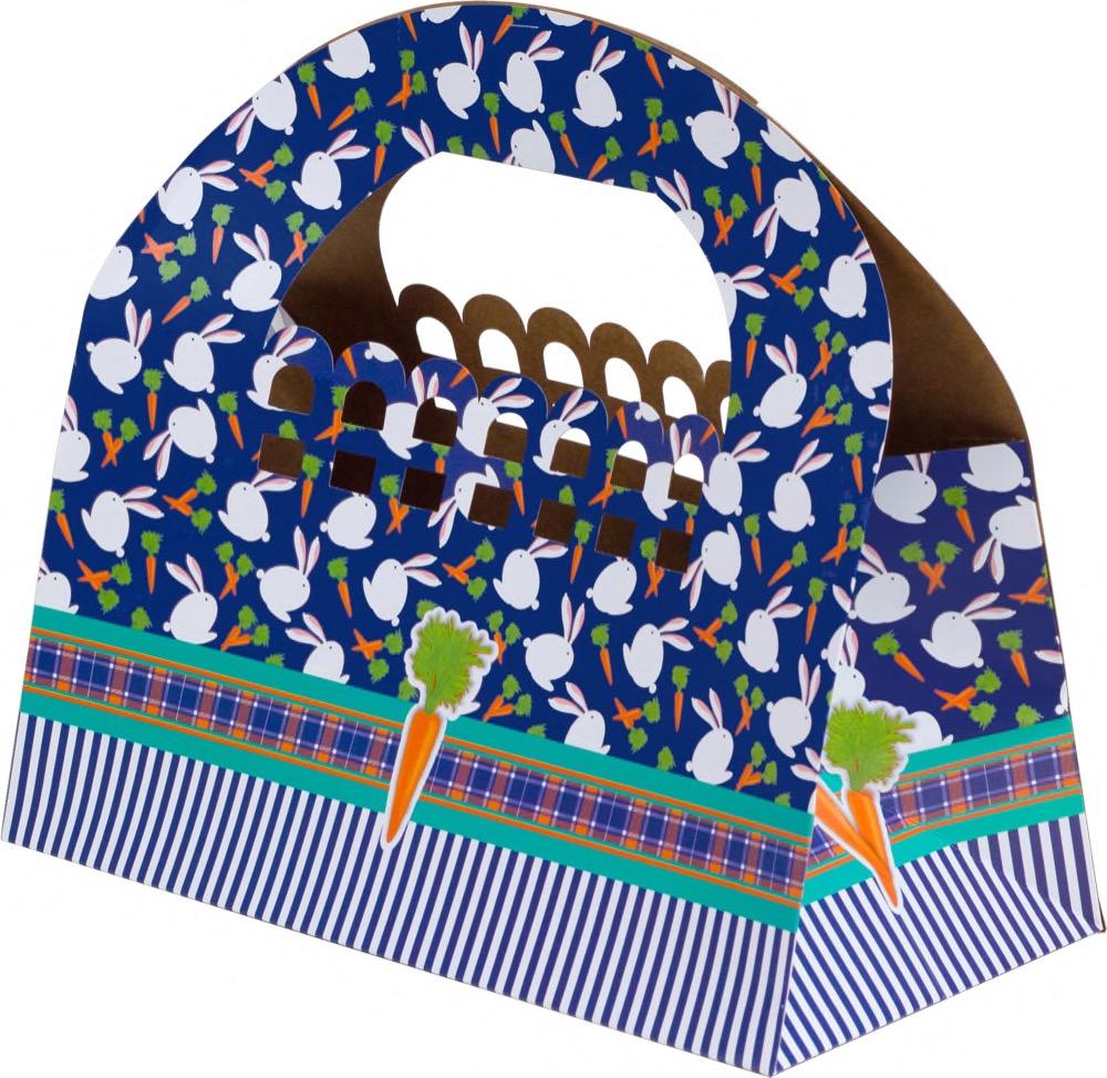 Cestas de páscoa – Azul